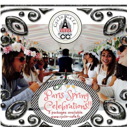 Paris Spring Celebrations!!