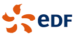EDF website logo