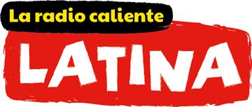 La radio caliente latina logo