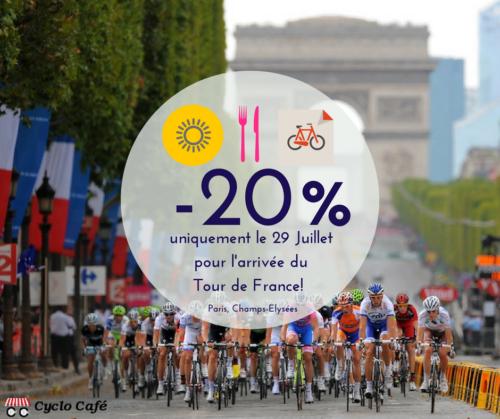 Tour de France Champs-Elysees